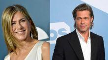Brad Pitt et Jennifer Aniston (enfin) réunis : les photos de leurs retrouvailles dévoilées
