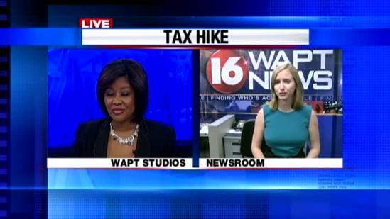 Madison County taxes to increase
