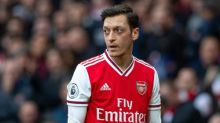 Mesut Özil looks to have played last Arsenal game after European omission
