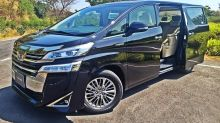 Toyota Vellfire: An MPV more luxurious than the Rolls-Royce