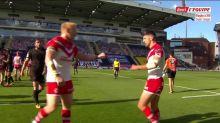 Rugby à XIII - Super League : La fin du match St Helens - Dragons Catalans