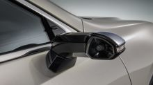 2019 Lexus ES is first mass-produced car to replace side mirrors with cameras