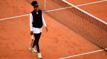 Roland-Garros : la doyenne Venus Williams éliminée d'entrée