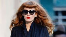 Blake Lively looks unrecognisable with red hair