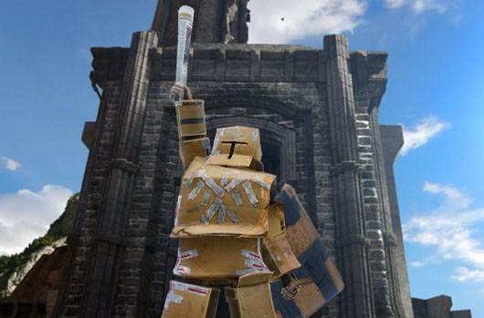 Unleash 'The Power of Liking' in Infinity Blade 2's 'Vault of Tears' this Thursday (tissues not included)