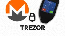 Monero is coming to the Trezor hardware wallet