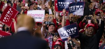 North Carolina out as GOP convention site, Trump says