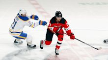 Devils' Pavel Zacha is starting to put it all together