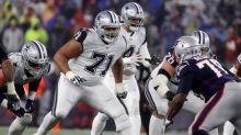 AP source: Cowboys RT Collins set for season-ending surgery