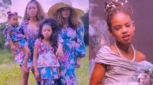Beyoncé reúne mãe, filhas e outras estrelas negras em álbum visual dedicado ao filho caçula