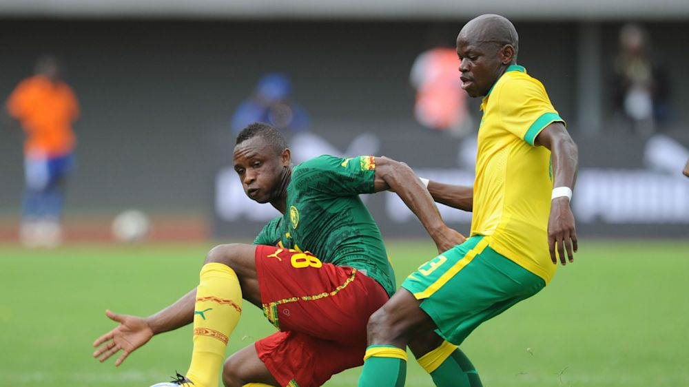 South Africa stands still in May Fifa rankings