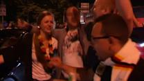 Germany parties as team wins world cup