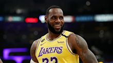 LeBron James hopes protests during NBA restart keep 'our foot on the gas' for social change