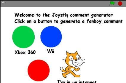 Scratch teaches game programming, commenting etiquette