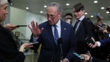 Trump impeachment trial: Democrats lose series of battles in dramatic showdown on first day of historic proceedings