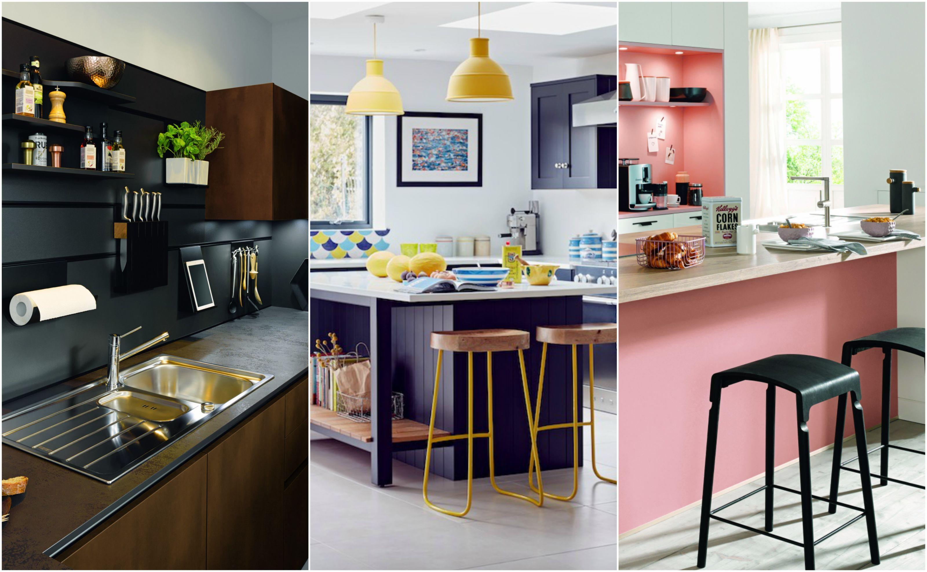 20 kitchen trends for 2018 you need to know about for Kitchen decoration piece
