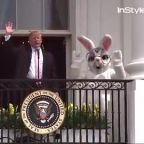 Right Now: Donald and Melania Trump host White House 2019 Easter Egg Roll