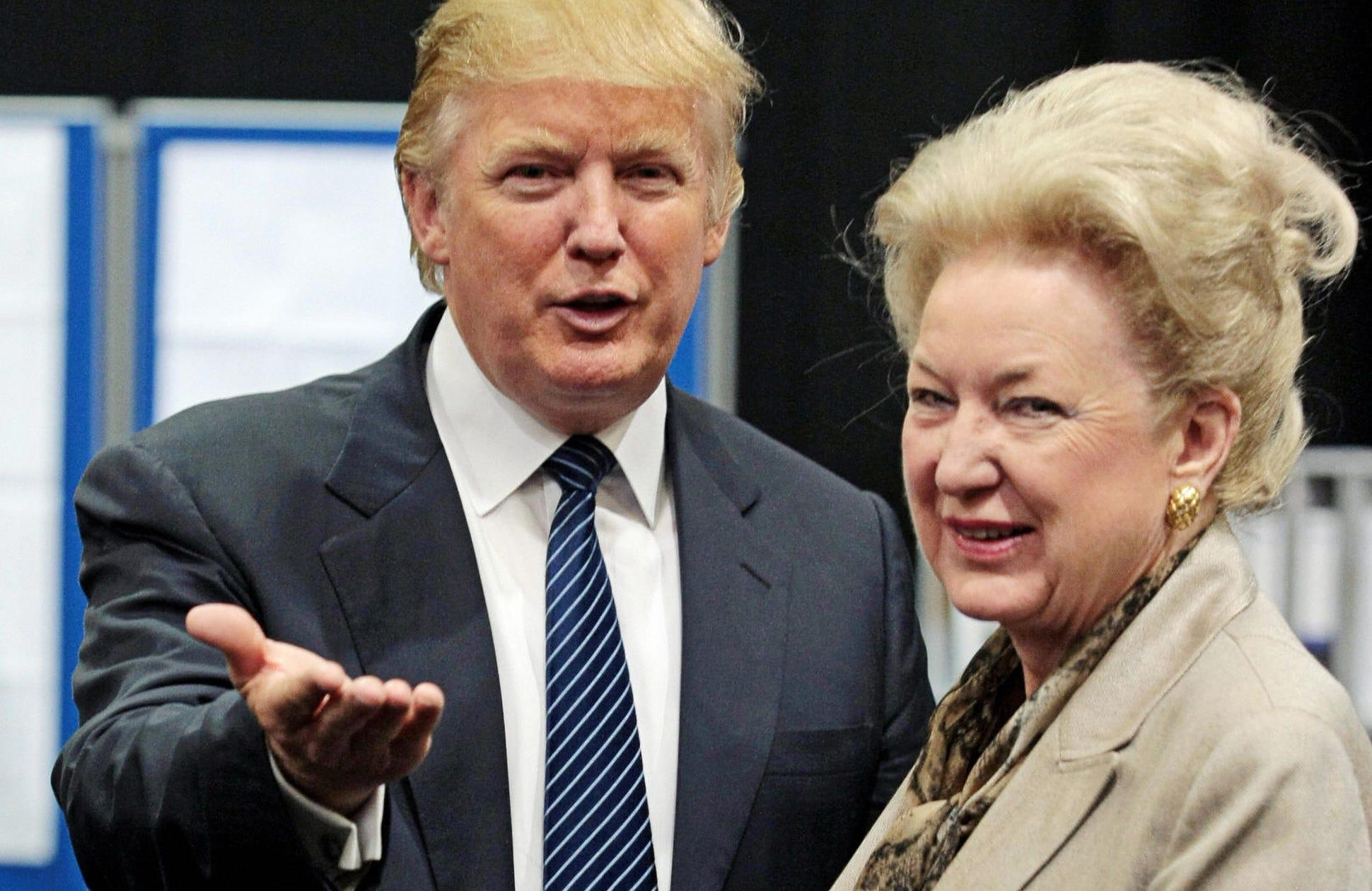 'He has no principles. None': Maryanne Trump Barry tears into her brother in secretly taped audio