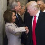 Trump Postpones Pelosi's Overseas Trip after She Calls on Him to Delay SOTU