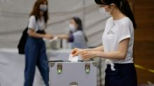 Olympics, virus dominate Tokyo governor vote
