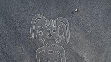 Así son las intrigantes líneas de Nazca recién descubiertas en Perú con ayuda de la inteligencia artificial