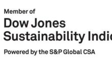 NiSource Named to 2020 Dow Jones Sustainability Index