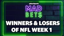 Mad Bets: Why the Patriots were a big public win in Week 1
