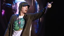 Eminem Slams the NRA at the iHeartRadio Music Awards: Watch