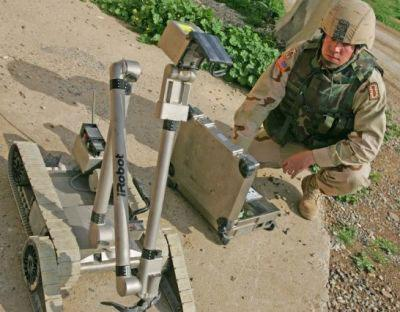"""U.S. military turns to competition for robot """"surge"""""""