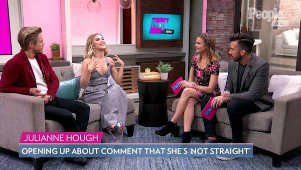 Julianne Hough Talks Returning To Music After 10 Years