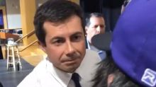 Pete Buttigieg asked if taking big money out of politics includes not taking money from billionaires, he responds: 'No'