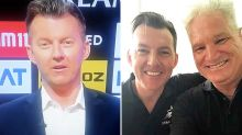 Brett Lee's live TV heartbreak after trying to revive Dean Jones
