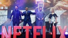 Netflix Falls 3%