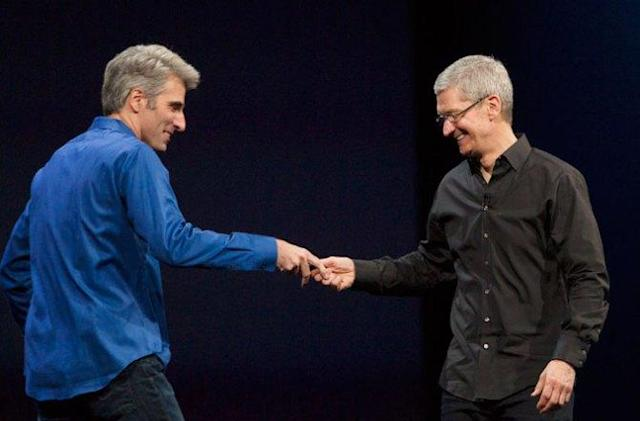 The Wall Street Journal on Apple's Craig Federighi