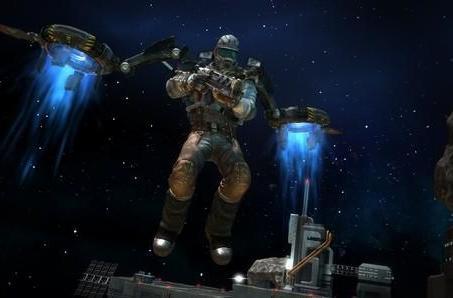 Starhawk launching a semi-public private beta for Warhawk veterans in November