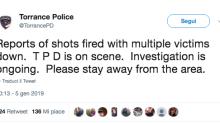 Los Angeles: sparatoria al bowling, almeno 3 morti