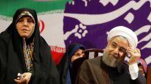 La justicia iraní condena a 30 meses de prisión a la ex vicepresidenta