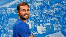 """Hertha BSC: Herthas Rekordzugang Tousart: """"Wir müssen mutiger werden"""""""