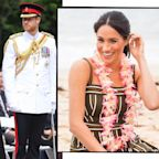 Meghan Markle's Royal Tour Style: The Best Looks From Australia, New Zealand, Fiji And Tonga