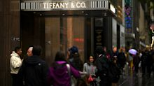 Louis Vuitton owner confirms takeover talks with US jeweller Tiffany