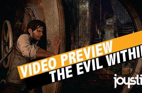 Video preview: Taking a blood bath in The Evil Within