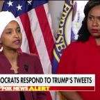 Rep. Ilhan Omar says President Trump launched a 'blatantly racist attack' on duly elected members of Congress