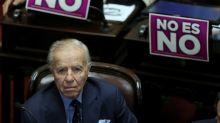 Ordenan peritar el patrimonio de Carlos Menem en un caso abierto desde hace 15 años