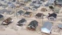 Sandy One Year On: Aerial View of Devastation on NJ Coastline