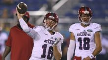 Florida Atlantic QB Jason Driskel ends playing career