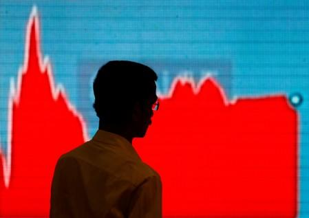 Graphic: Indian stocks falter as growth concerns eclipse election euphoria