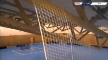 Roof collapses at arena in Czech Republic during game