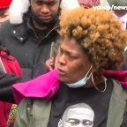 Daunte Wright's aunt: 'They murdered my nephew'