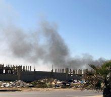 Bombardment intensifies in Tripoli despite truce