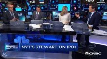 Today's IPO boom is different than in the '90s, says NYT's Jim Stewart